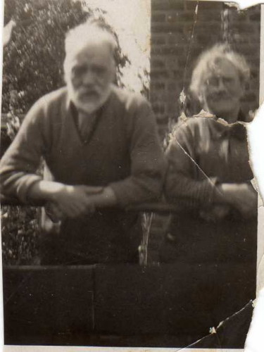 Henry and Alice Wright