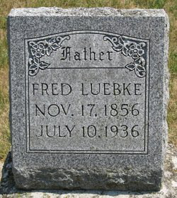 Fred Luebke