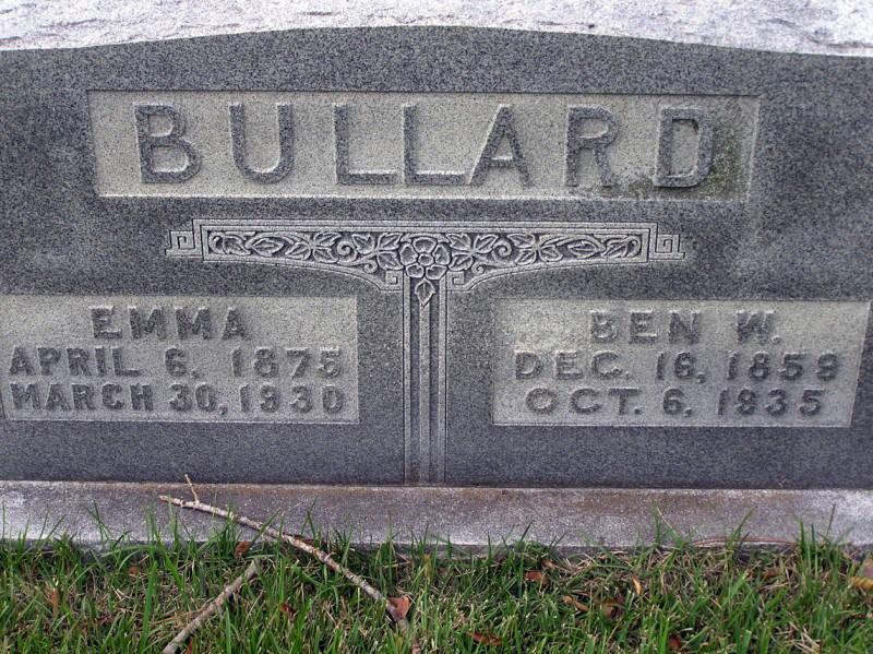 Benjamin Wills Bullard