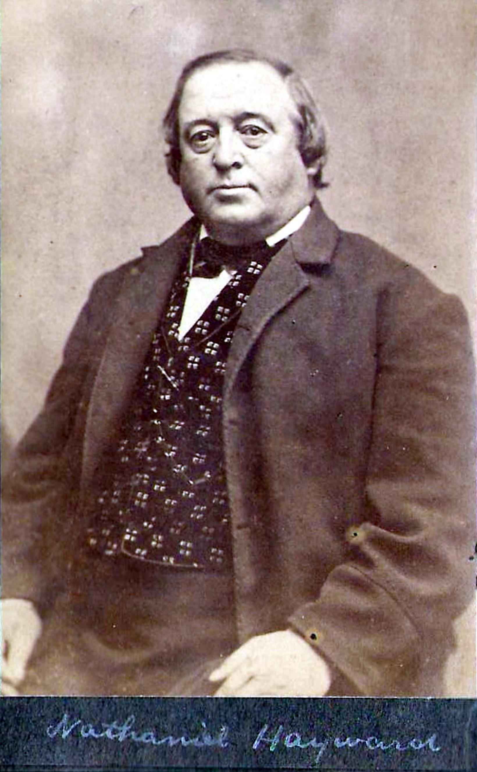 Nathaniel Manley Hayward