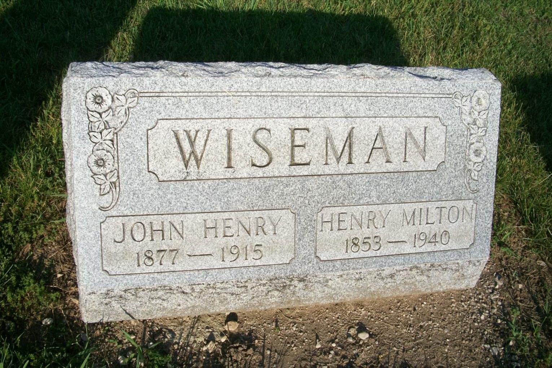 John Henry Wiseman