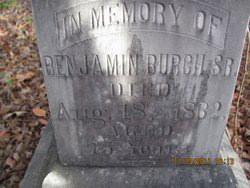 Benjamin Burch
