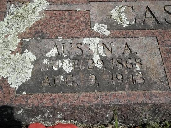 Austin Allen Casey