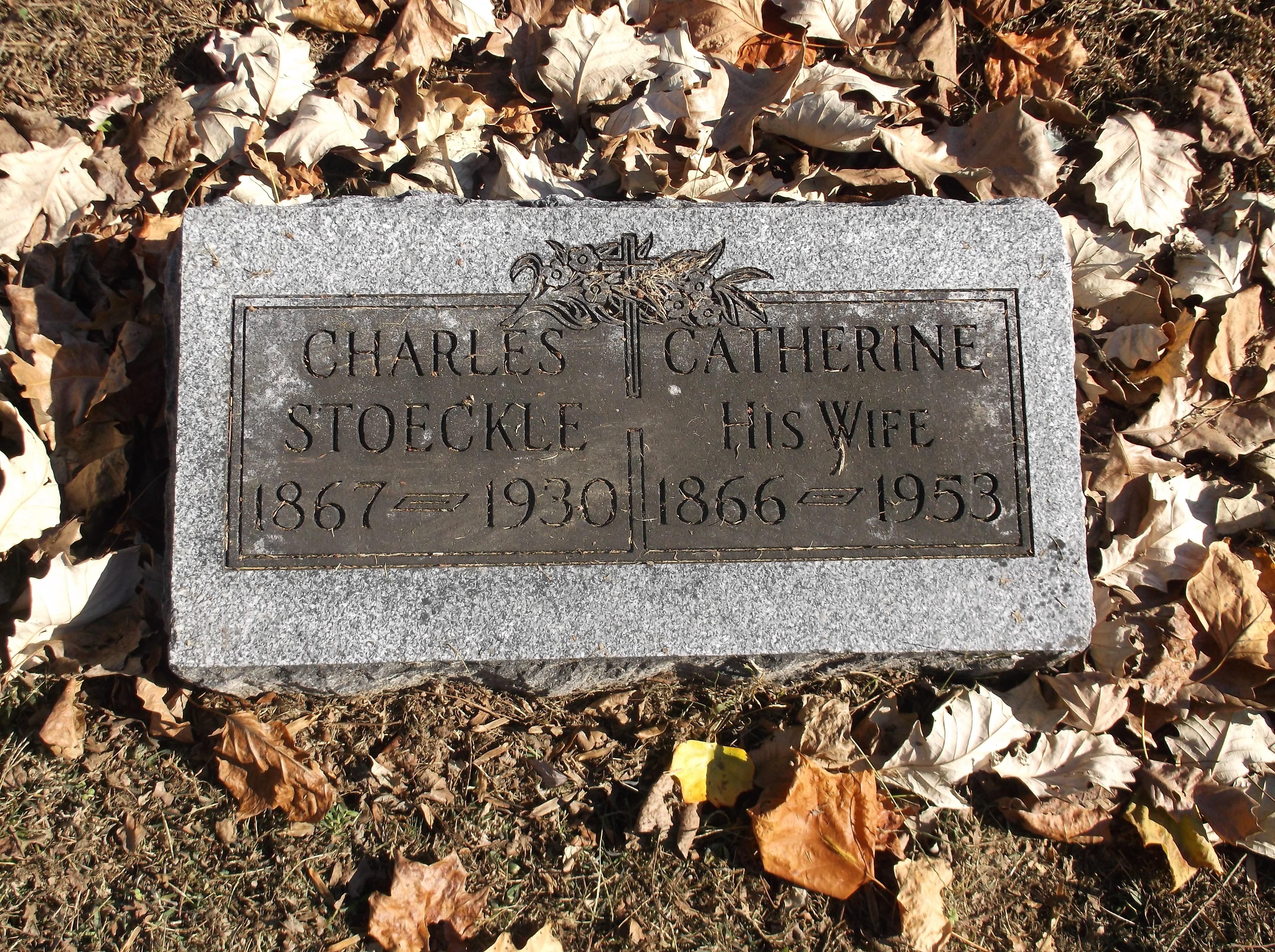 Charles Stoeckle