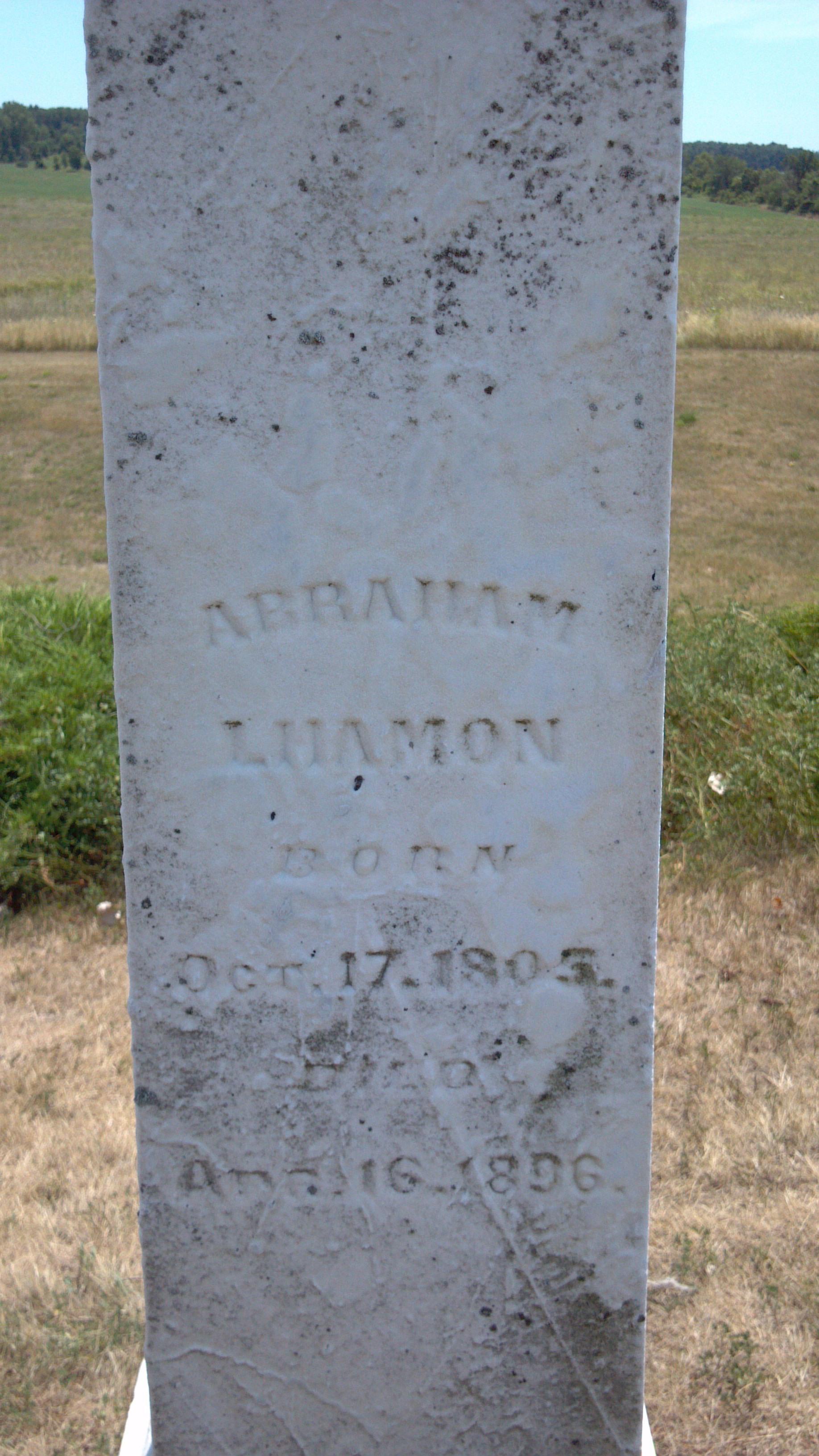 Abraham Lhamon