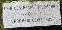 Frances Baskett