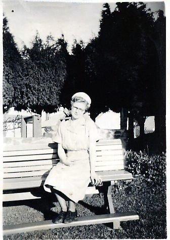 Dorothy May Bradford
