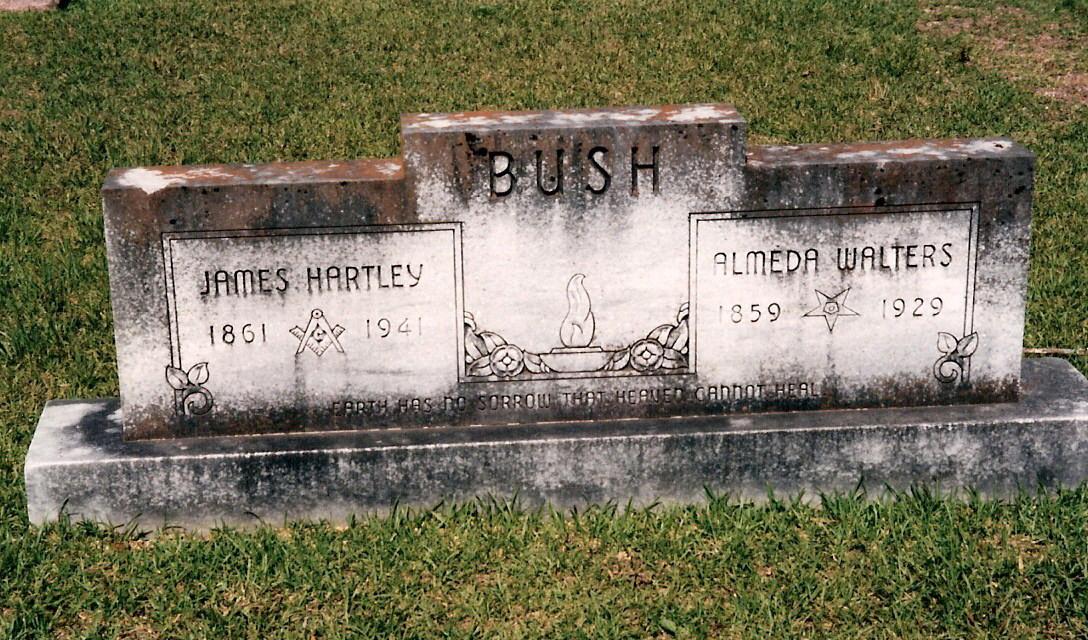 Jesse James Bush