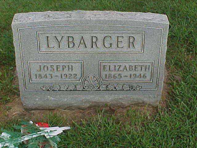 Milton Curtis Lybarger