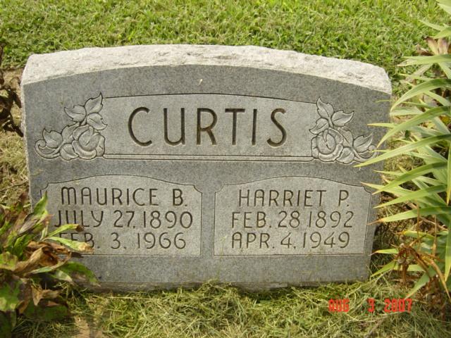 Maurice A Curtis