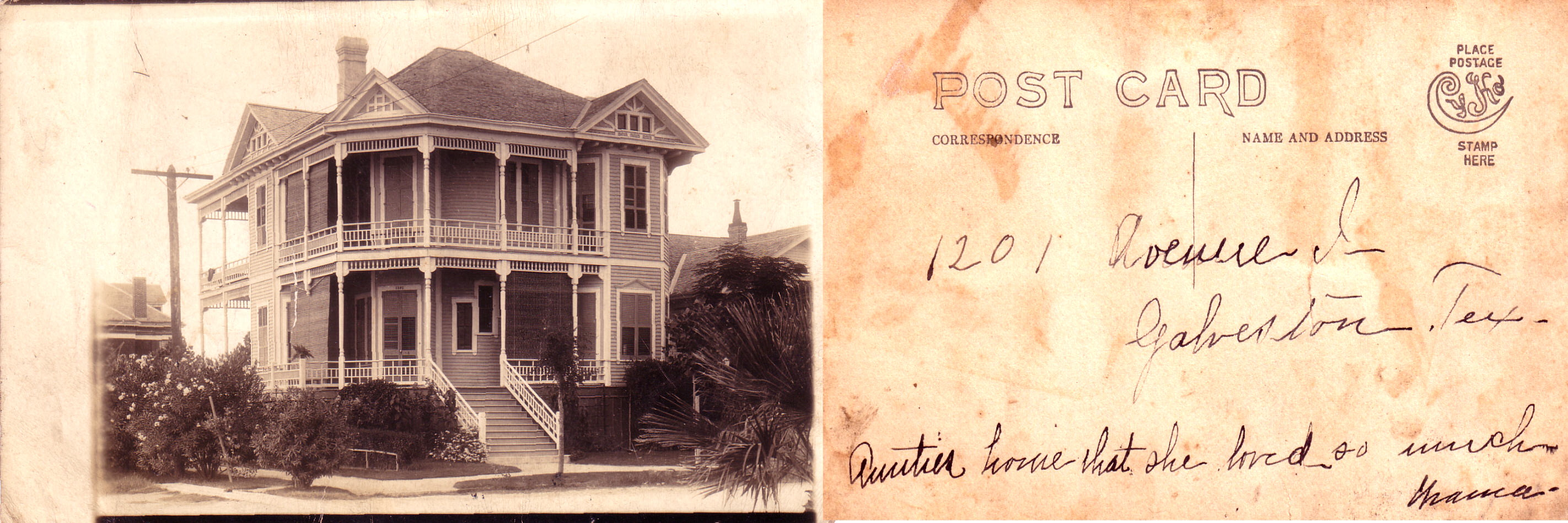 1201 Avenue I, Galveston, TX