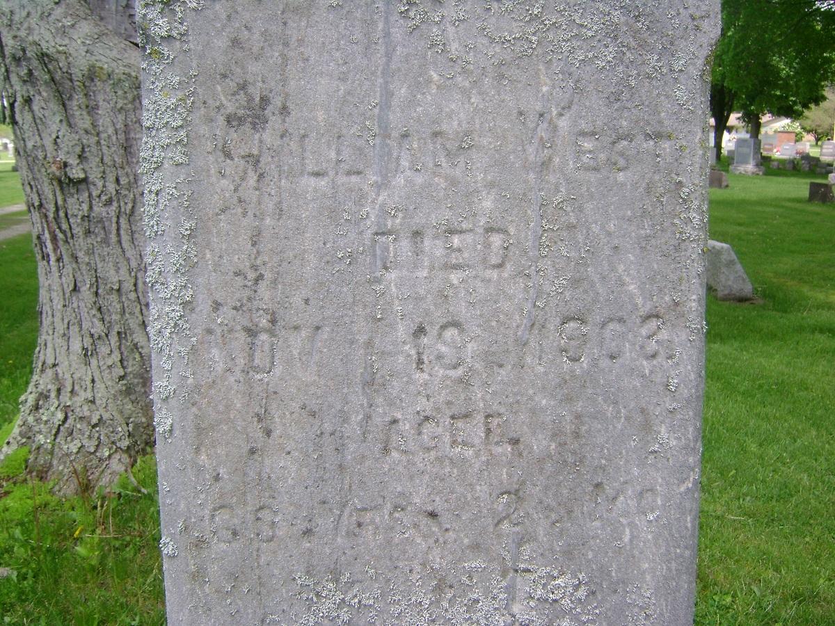 William Lucian West