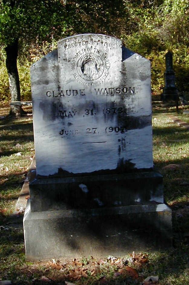 Claude Earl Watson