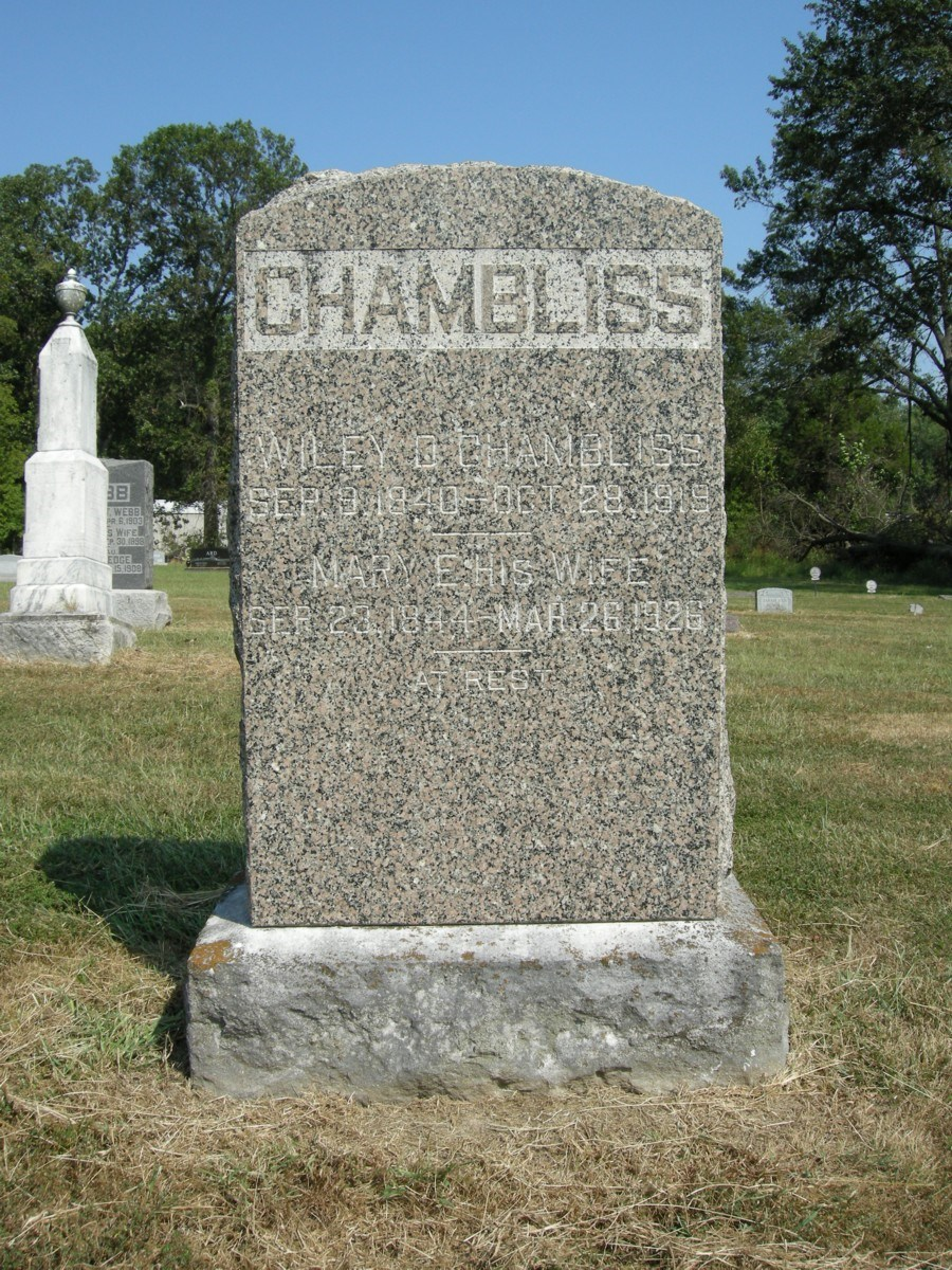 Wiley Chambliss