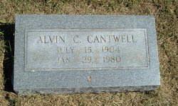 Alvin Columbus Cantwell