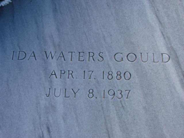 Ida Waters