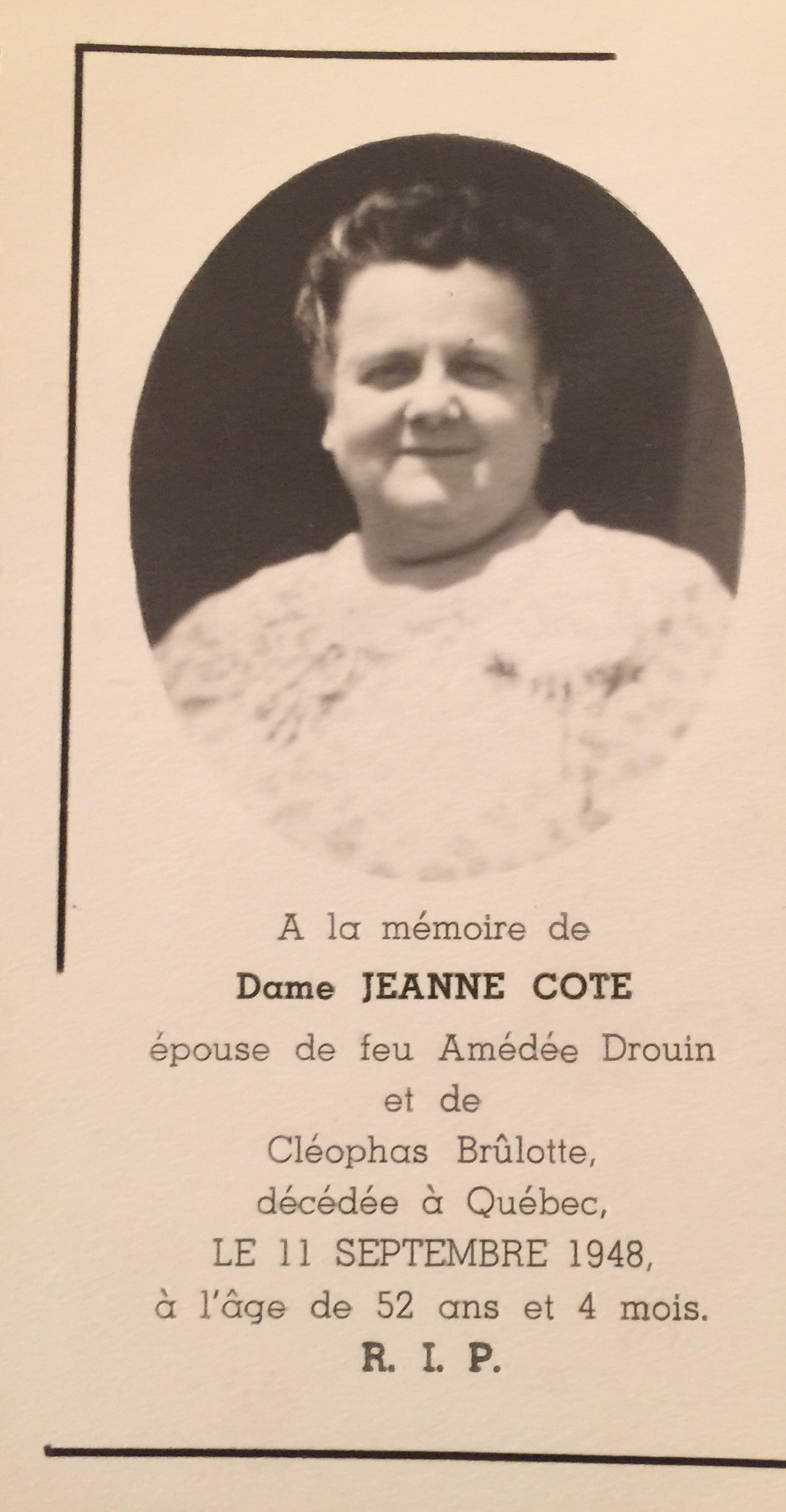 Jeanne Cote