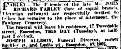 John Francis Farley