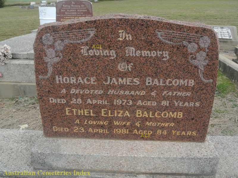 James Balcomb