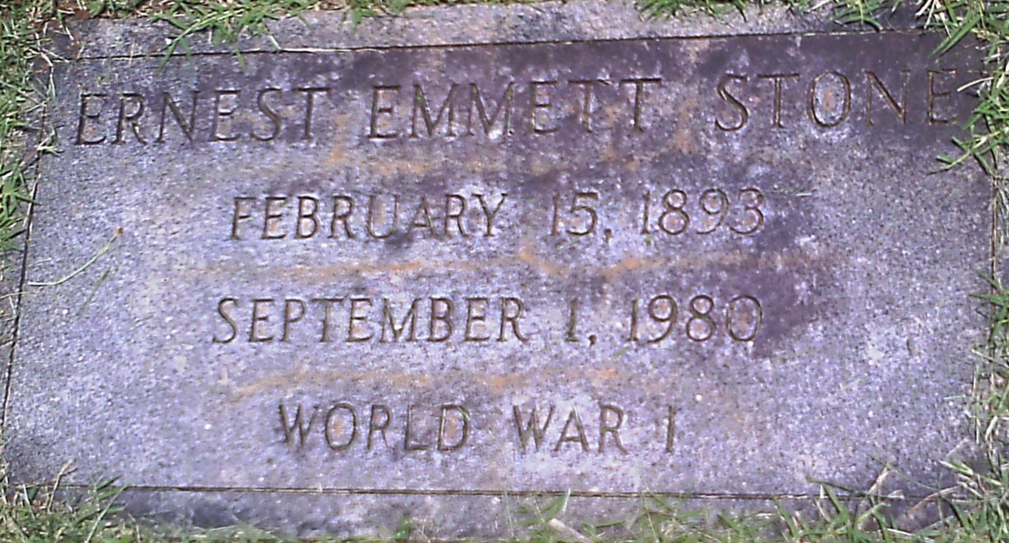 Emmet Stone