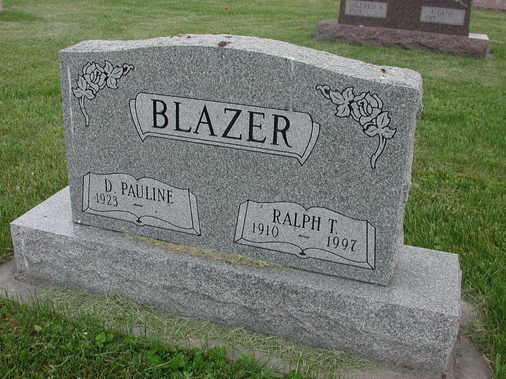 Donovan T Blazer
