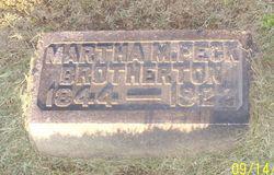 Martha Miller Peck
