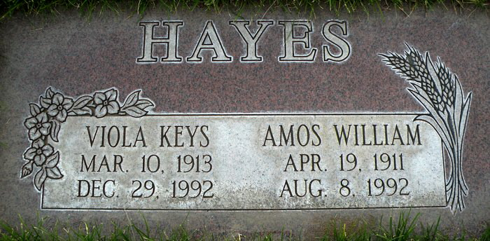 Woodrow Wilson Hayes