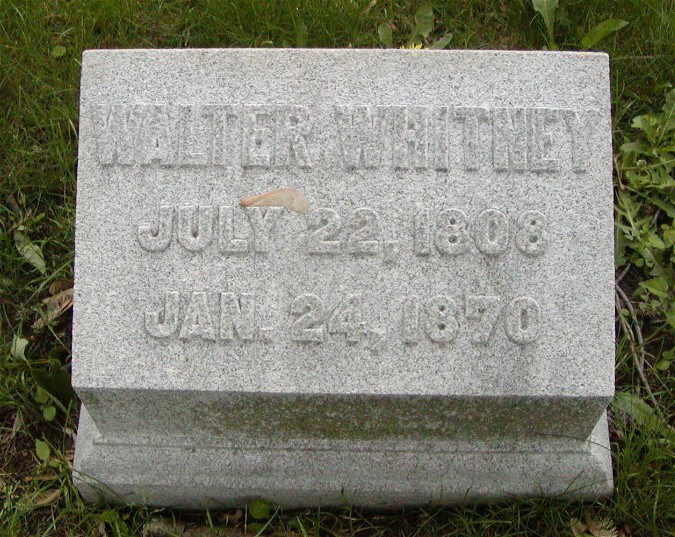 Walter Whitney