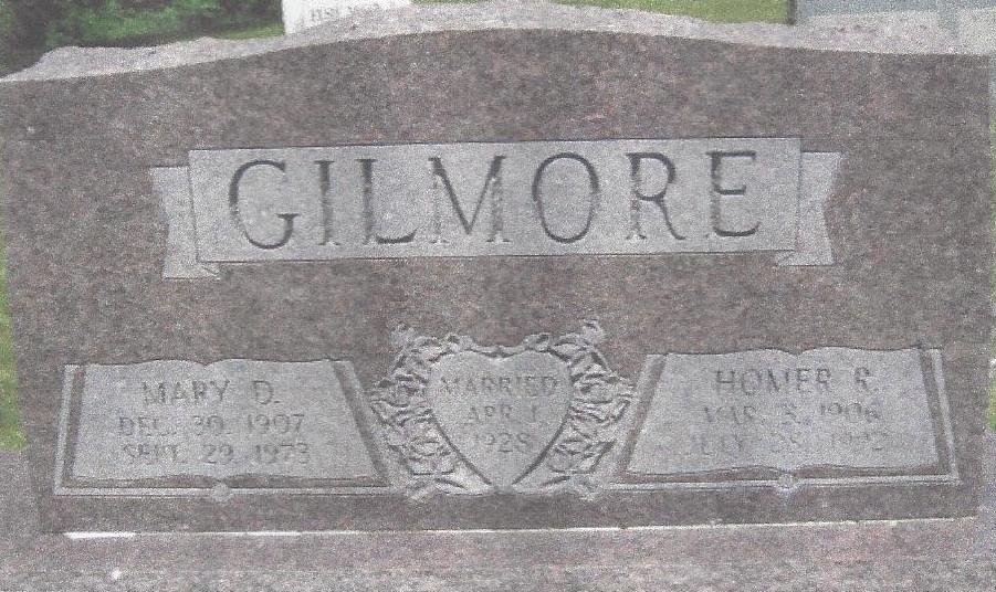 Homer Bartholomew Gilmore