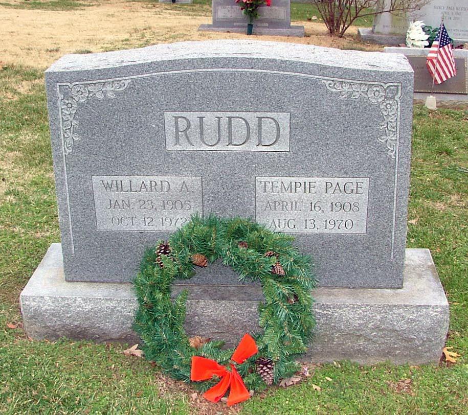 Willard Rudd