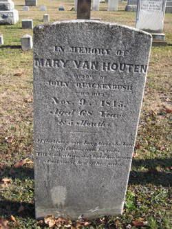 Mary Van Houten
