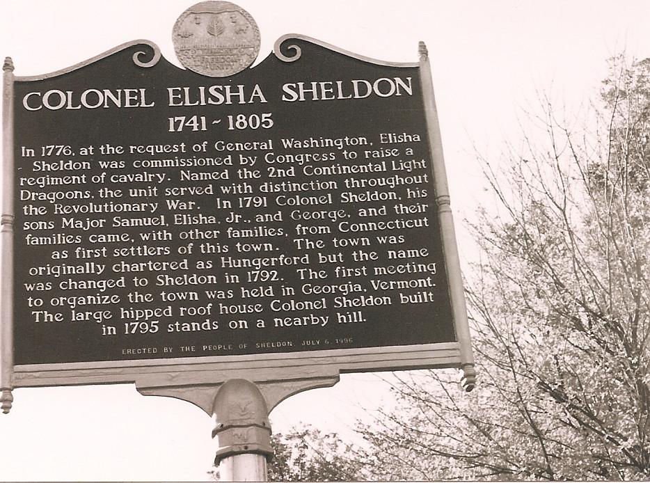 Elisha Sheldon
