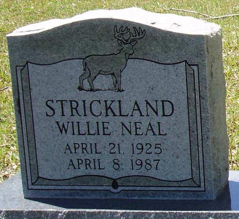 Willie Strickland
