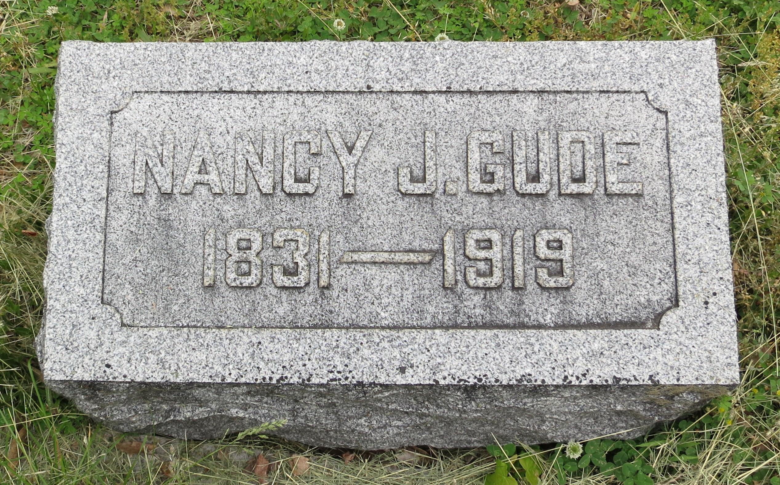 Nancy Jane Holmes
