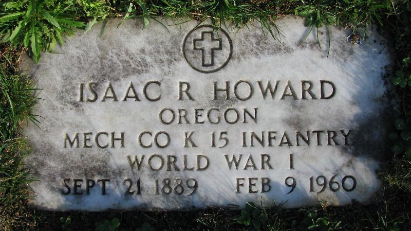 Roscoe Isaac