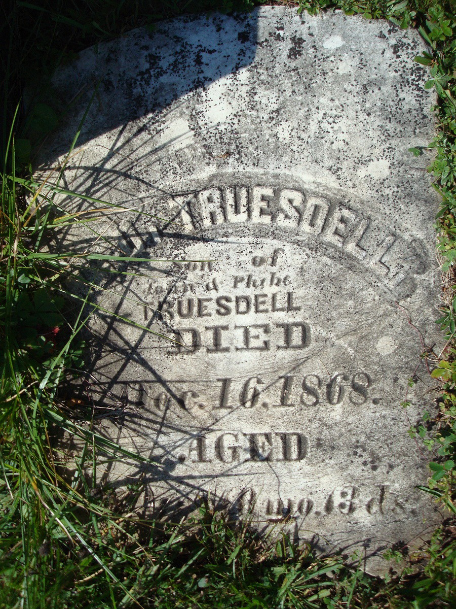 William P Truesdell