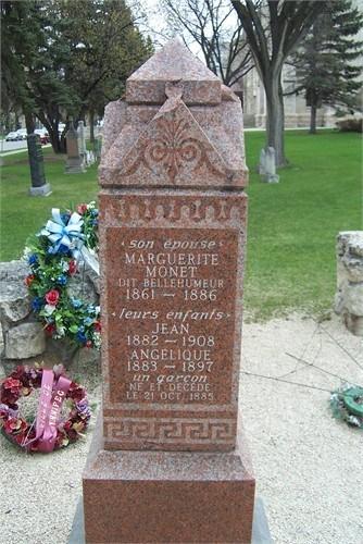 Marie Angelique Riel