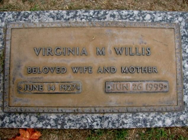 Virginia Marie Campbell