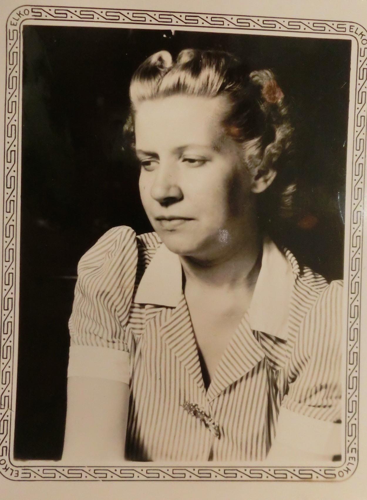 Bernice Damron