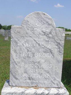 Mattie Brock