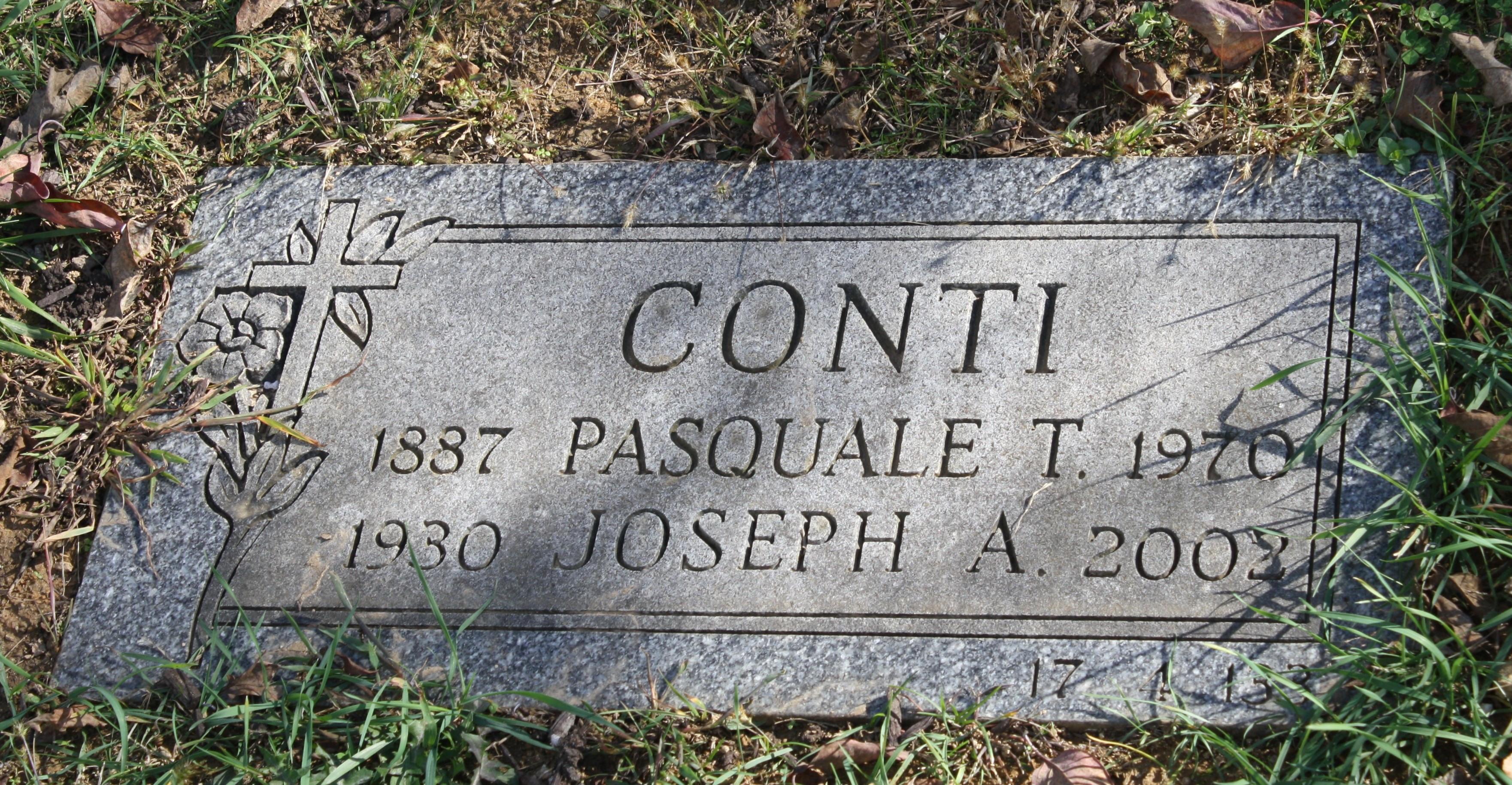 Pasquale Bova Conti