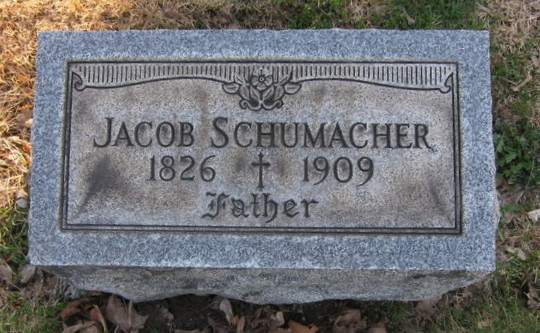 Jacob Schumacher