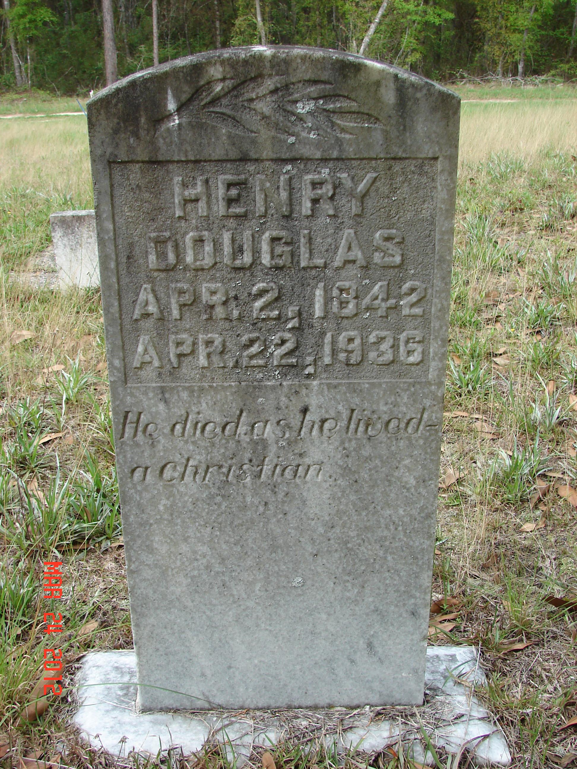 Joseph Henry Douglas
