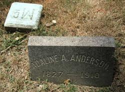 Alvina Anderson