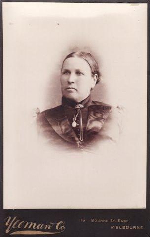 Sarah Ann Gillis