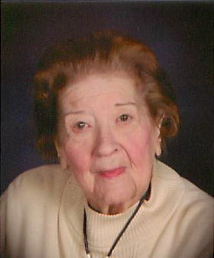Anna Mae Bullock