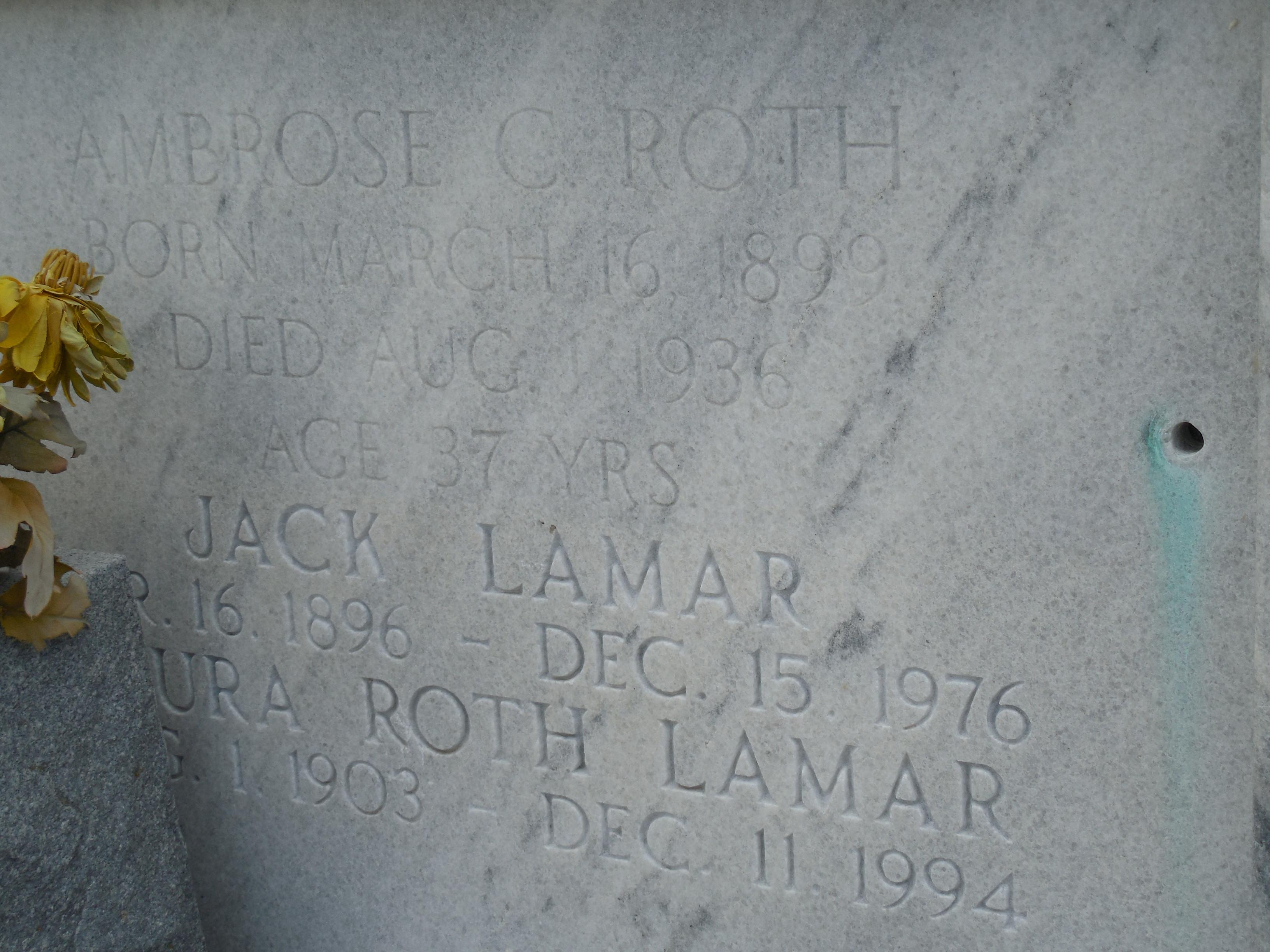 Jack Lamar