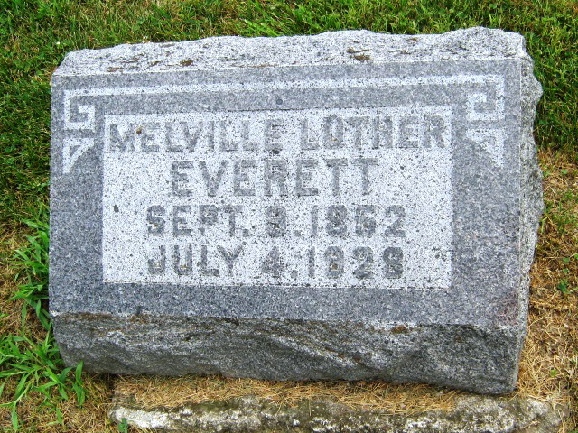 Melville Luther Everett