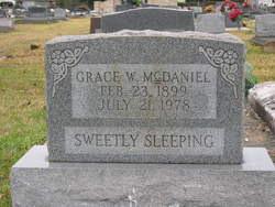 Grace McDaniels