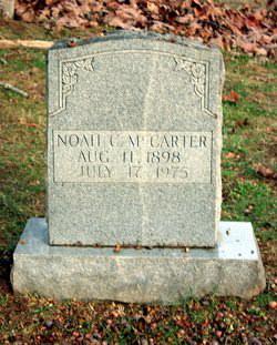 Noah McCarter